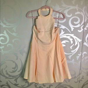23ed0626244 lucy paris Dresses - 🛑2️⃣ full scallop attack flare dress